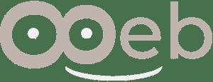 Le logo de Ooeb, conception de sites web avec Stéphanie Dumas, formatrice informatique indépendante à saint jean de monts en vendée dans les pays de la loire